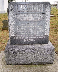 Maj William Mason