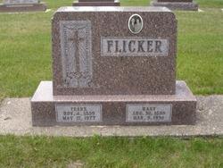 Mary <I>Gross</I> Flicker