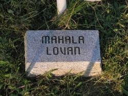 Mahala Jane <I>Martin</I> Lovan