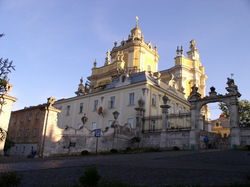 Saint George's Cathedral