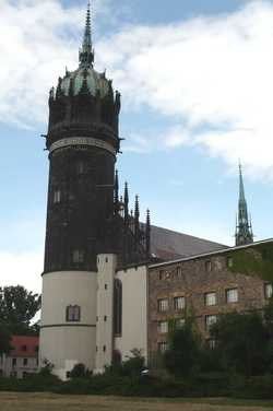 Castle Church Wittenberg