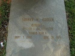 Sidney Washington Comer