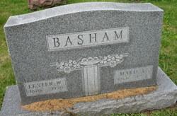 Marie <I>Lantz</I> Basham