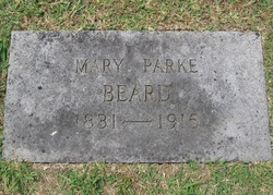 Mary Agnes <I>Parke</I> Beard