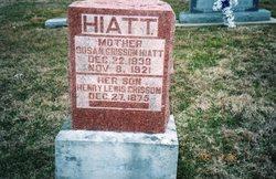 Susan <I>Parks</I> Hiatt