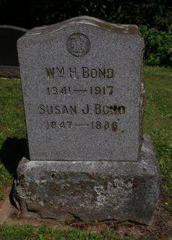 """William H """"Wm"""" Bond"""