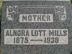 Alnora Maria <I>Lott</I> Mills