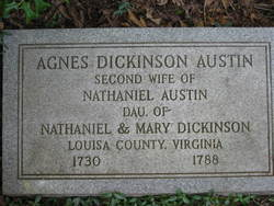 Agnes <I>Dickinson</I> Austin