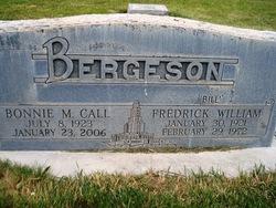 Bonnie Marie <I>Gardner</I> Bergeson