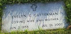 Evelyn C. <I>Rasmussen</I> Gutterman