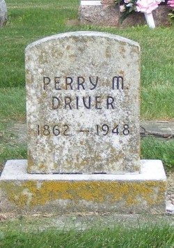 Perry Marcus Driver