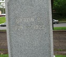 Byron C Ward