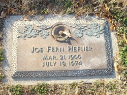 Joe Fern Hefner