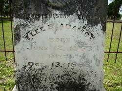 Lee B Adams