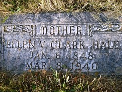 Ellen Victoria <I>Clark</I> Hale