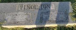 William Monroe Pendleton