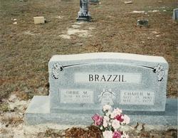"""Charles Wesley """"Charlie"""" Brazzil"""