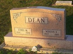 Winton Arlando Dean (1907-1995) - Find A Grave Memorial
