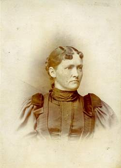 Mettie Catherine <I>Christensen</I> Granter