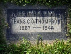 Hans Christian Olaf Thompson