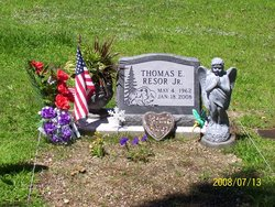 Thomas Edward Resor, Jr