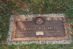 Charlie Wesley <I>Brazzil</I> Kennedy