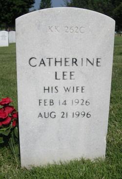 Catherine Lee <I>Sullinger</I> Belleville