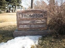 Jane Thompson