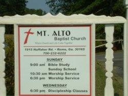 Mount Alto Cemetery