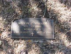 Melvin C Warren