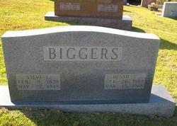 Bessie Clyde <I>Carter</I> Biggers