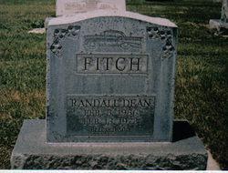 """Randall Dean """"Randy"""" Fitch"""