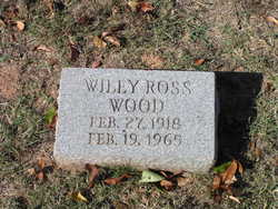Wiley Ross Wood