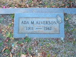 Ada M Alverson