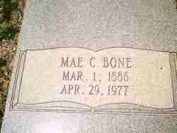 Mae C Bone