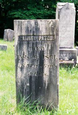 Samuel Patch