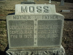 George Washington Moss