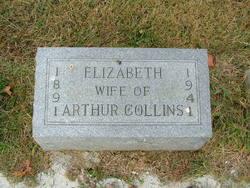 "Elizabeth A. ""Lizzie"" <I>Rice</I> Collins"
