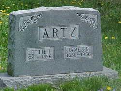 Lettie I. <I>Schaeffer</I> Artz