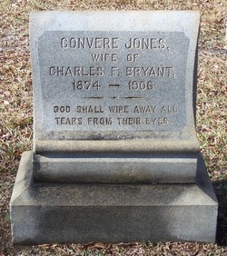 "Convere Springs ""Connie"" <I>Jones</I> Bryant"