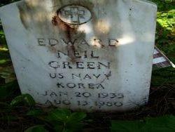 Edward Neil Green