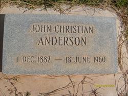 John Christian Anderson