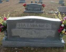 Anna May <I>Cooper</I> Hatmaker