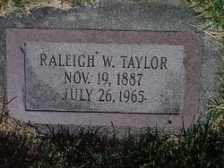Raleigh Taylor