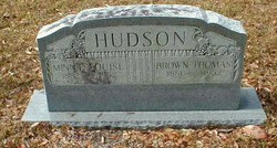 Brown Thomas Hudson