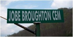 Job Broughton Cemetery