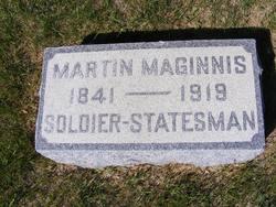 Maj Martin Maginnis