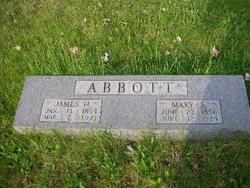 Mary Susan <I>Drennen</I> Abbott