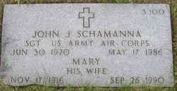 Mary Schamanna