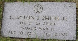 Clayton J. Smith, Jr